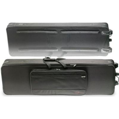 Stagg KTC148 Keyboard Case on Wheels