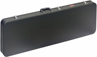 Stagg Basic Bass Guitar Square Case (GCA-RB)