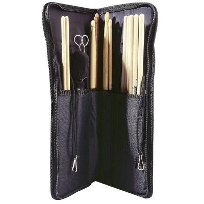 Stagg Nylon Drumstick Bag-Black (DS04)