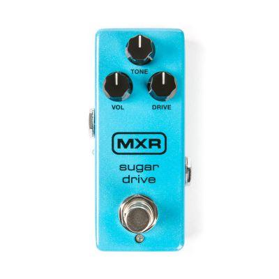 MXR Sugar Drive Pedal