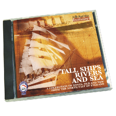 Tall Ships Rivers And Sea - Tall Ships Rivers And Sea - Tall Ships Rivers And Sea (CD)