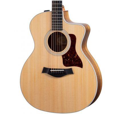 Taylor 214CE K DLX Deluxe 200 Series Elecrtro Acoustic Guitar