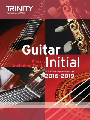 Trinity College Guitar Exam Pieces 2016-2019 Initial