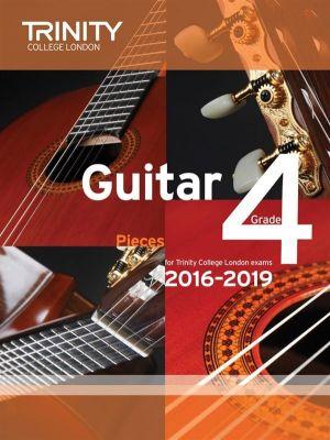 Trinity College Guitar Exam Pieces 2016-2019 Grade 4