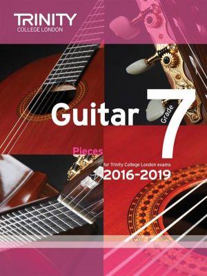 Trinity College Guitar Exam Pieces 2016-2019 Grade 7