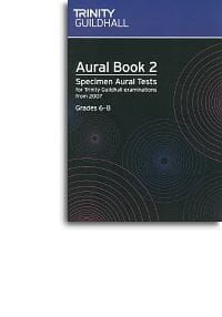 Aural Tests 2007 Book 2 Grade 6-8 (+CD)