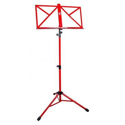 TGI Music Stand inc Bag, Red