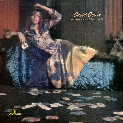 David Bowie - The Man Who Sold The World - Vinyl