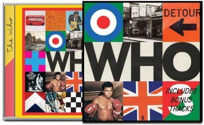 Who - Who - CD Dlx + 3 Bonus Tracks