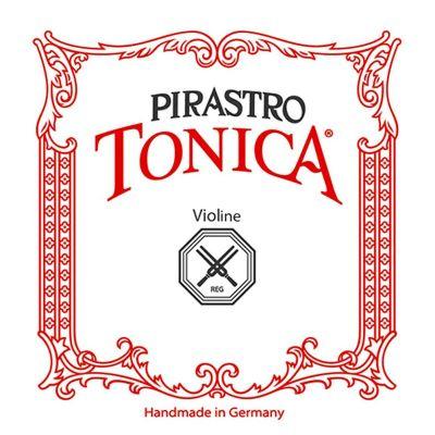 Pirastro Tonica Violin String Set