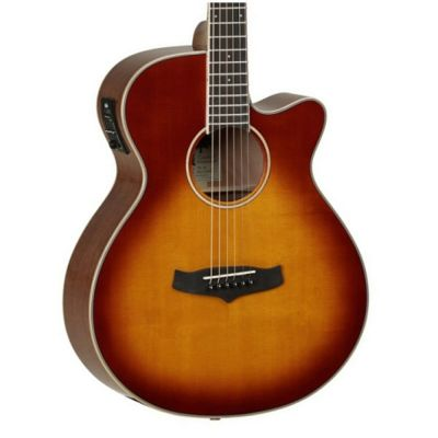 Tanglewood TW4-SB Winterleaf Super Folk, Sunburst Gloss