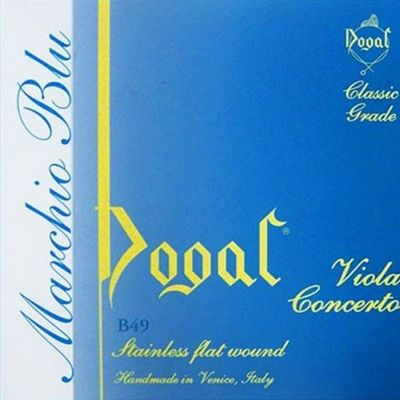 Dogal Cello String D 2 Blue (B502)