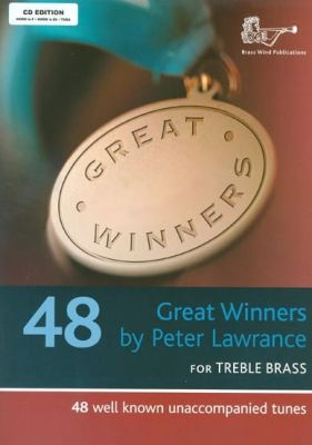 Great Winners for Treble Brass (Horn in F / Eb Tenor Horn / Eb Tuba)