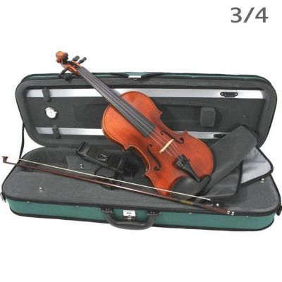 Westbury Violin Outfit, 3/4 Size, Gold Set Up