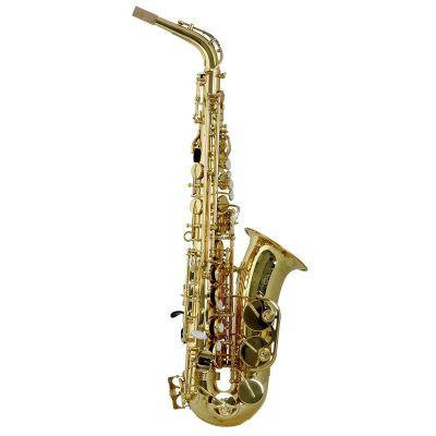 Trevor James Classic II Alto Saxophone Gold Laquer