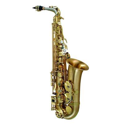 P Mauriat Le Bravo 200 Alto Saxophone - Gold Lacquer