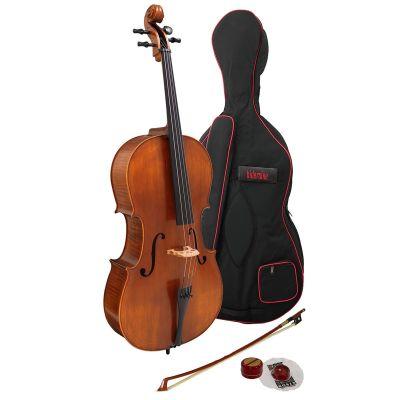 Hidersine Vivente Cello Outfit, Full Size