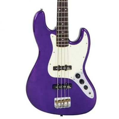 Vintage VJ74 Bass Purple