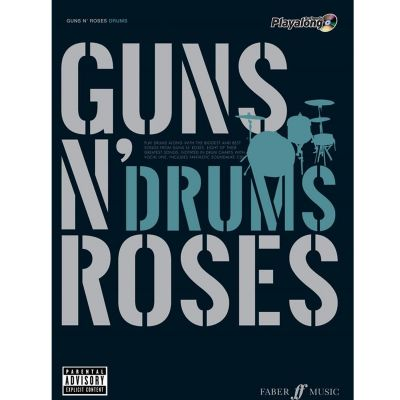 Authentic Playalong Guns N' Roses (Drums)