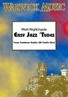 Easy Jazzy 'Tudes (Trombone Treble Clef)