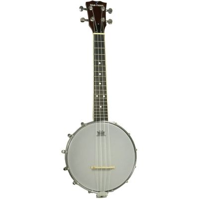 Blue Moon Ukulele Banjo, 8 Head