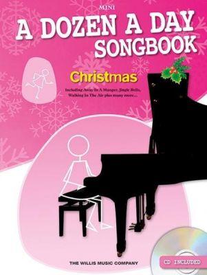 A Dozen A Day Songbook - Christmas (Mini)