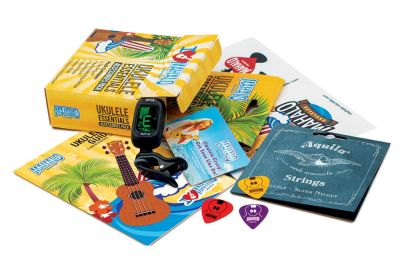 Ukulele Essentials Pack