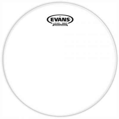 Evans Genera G1 Clear Drum Head 10inch, TT10G1