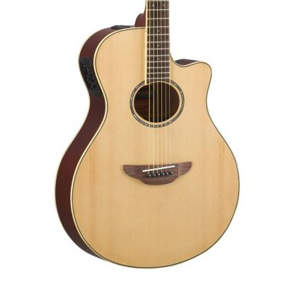Yamaha APX600 Natural Electro Acoustic Guitar