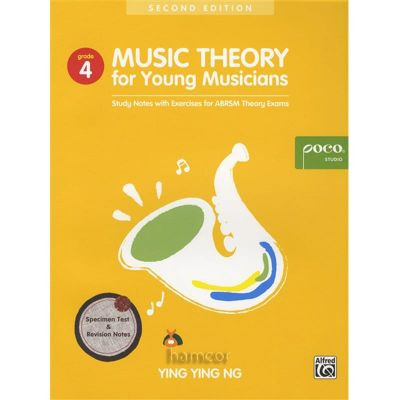 Music Theory for Young Musicians - Grade 4 (RevEd)