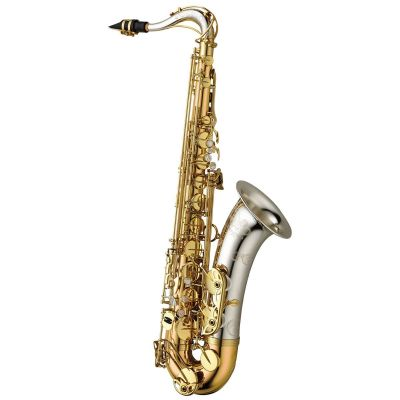 Yanagisawa Tenor Saxophone, Solid silver neck and bell, brass body (TWO33)