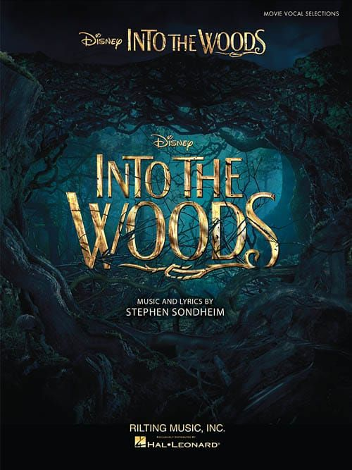 Sondheim, Stephen - Into the Woods (Disney Movie) PVG