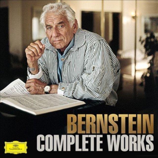 VARIOUS ARTISTS - BERNSTEIN/COMPLETE WORKS - CD