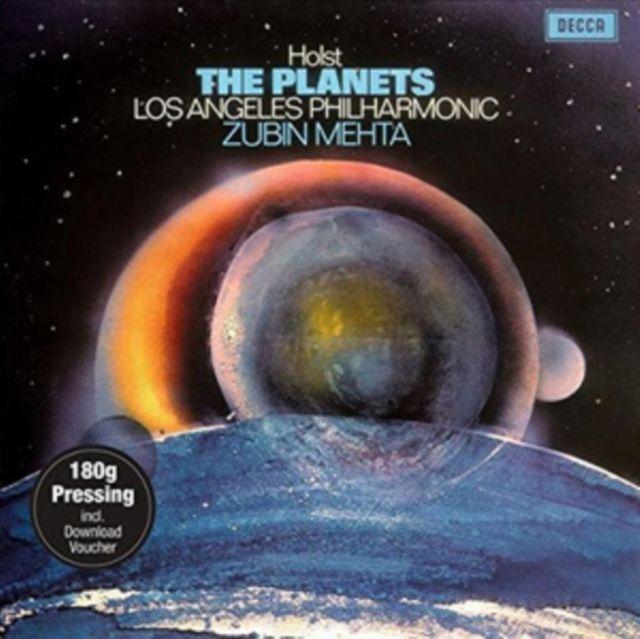 LAPO - HOLST/THE PLANETS - VINYL