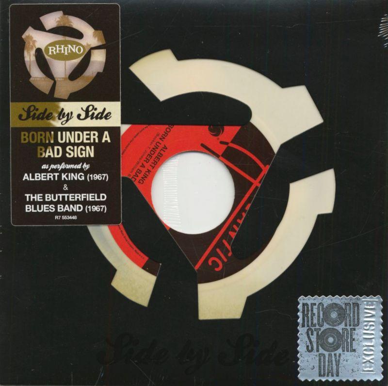 Albert King/Paul Butterfield - Born Under A Bad Sign (RSD 16)