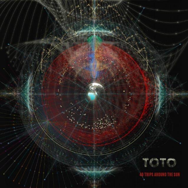 Toto - 40 Trips Around The Sun - 2LP