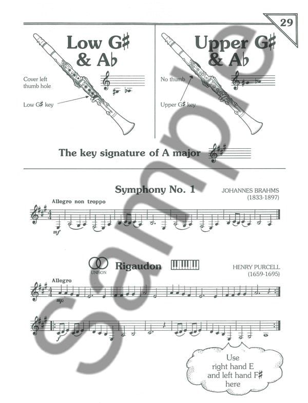Team Woodwind Clarinet (Book with CD)