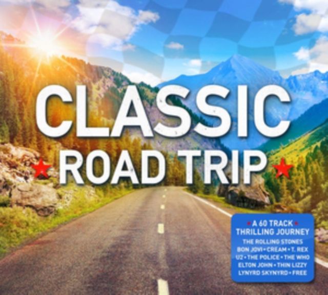 VARIOUS ARTISTS - CLASSIC ROAD TRIP