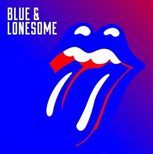 ROLLING STONES - BLUE and LONESOME - 2LP VINYL