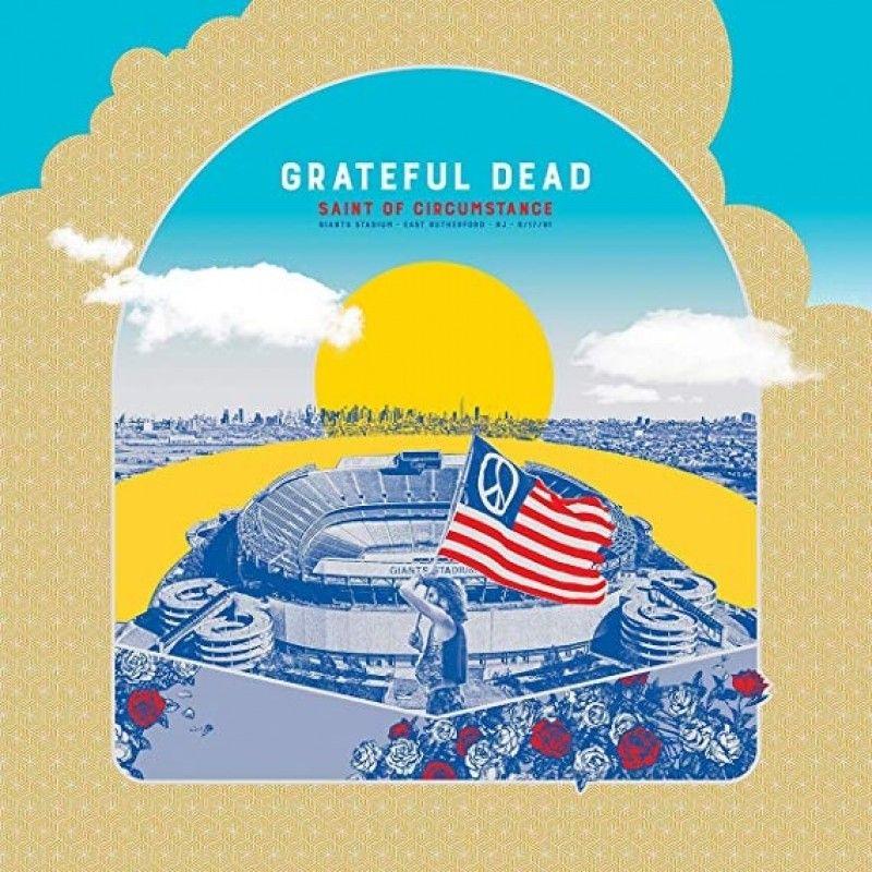 GRATEFUL DEAD - SAINT OF CIRCUMSTANCE - GIANTS STADIUM - CD