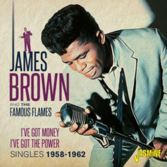 JAMES BROWN - IVE GOT MONEY IVE GOT POWER