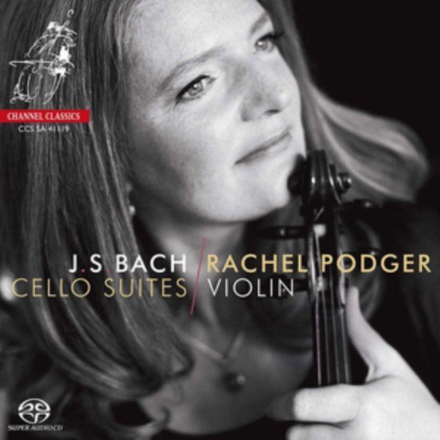 RACHEL PODGER - JS BACH/CELLO SUITES