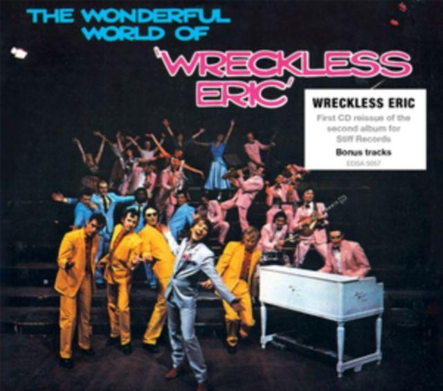 WRECKLESS ERIC - WONDERFUL WORLD OF