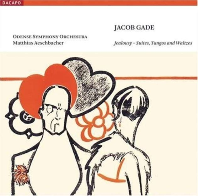 ODENSE SO AESCHBACHER - GADE JEALOUSY - SUITES TANGOS AND WALTZE