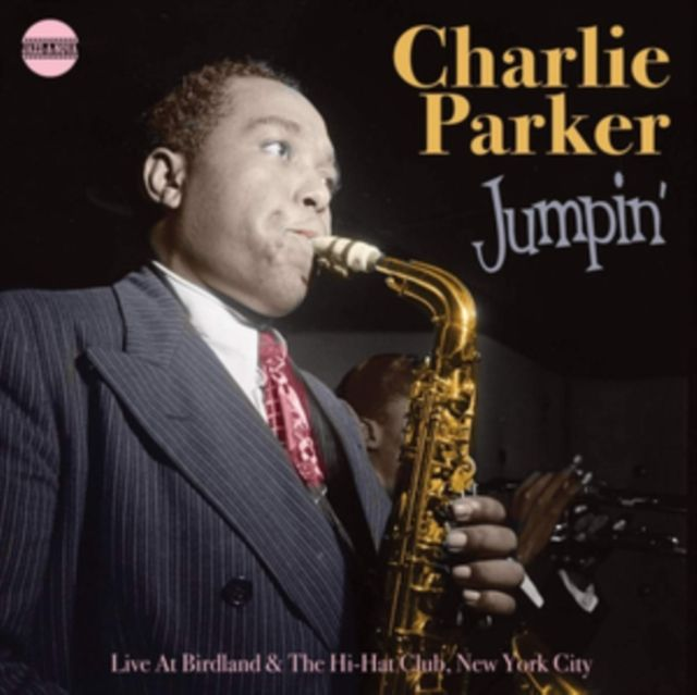 CHARLIE PARKER - JUMPIN - CD
