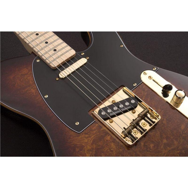 Michael Kelly Mod Shop 50 Electric Guitar - Burl Burst