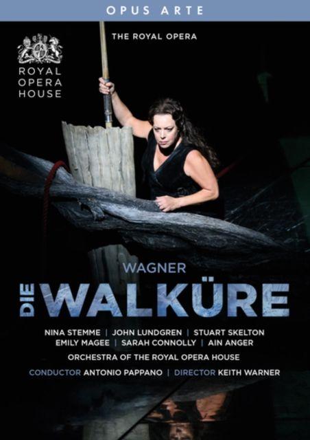 VARIOUS ARTISTS - WAGNER/DIE WALKURE - DVD
