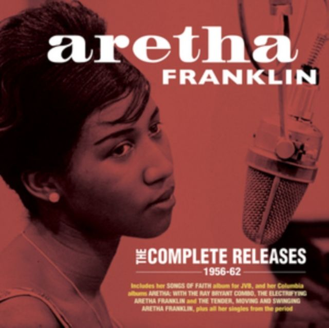 ARETHA FRANKLIN - COMPLETE RELEASES