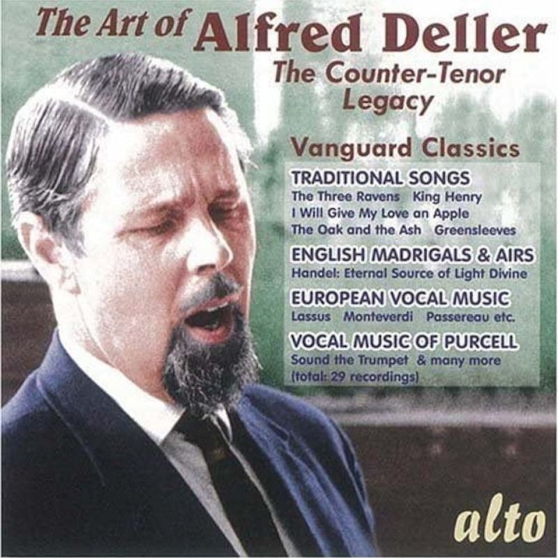 ALFRED DELLER - THE ART OF