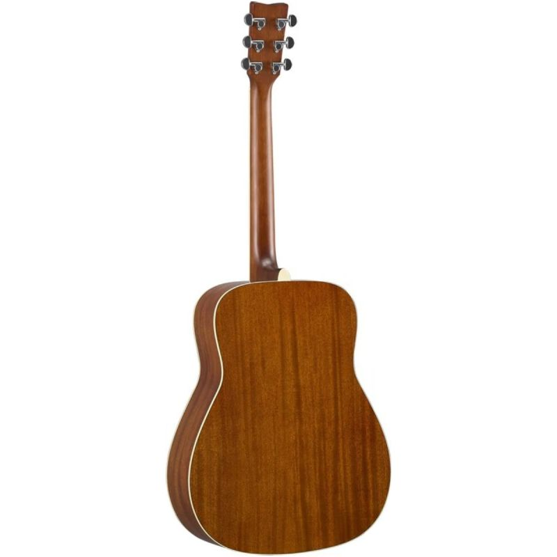 Yamaha FG-TA Trans Acoustic Guitar Brown Sunburst